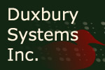 Duxbury Systems, Inc. website